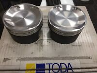 Toda Racing Forged Pistons For 3SG