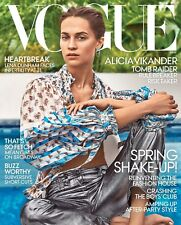 BRAND NEW SEALED Vogue March 2018