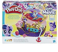 New Play-Doh My Little Pony The Movie - Friendship Ahoy