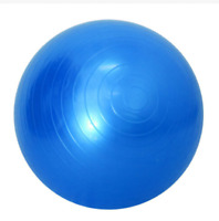 Gym Yoga Fitness Balance ANTI-BURST BALL Exercise 75cm Inflatable PE 9575