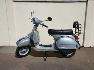 Vespa PX 125 Disc 2002, Good Runner and low mileage