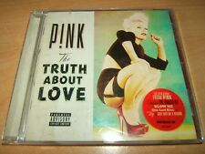 Pink The Truth About Love CD