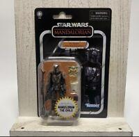 Star Wars Vintage Collection The Mandalorian Din Djarin Child Baby Yoda Grogu