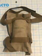 ORIGINAL US WWII PARATROOPER AIRBORNE FIRST AID KIT UNUSED VERY RARE
