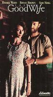 The Good Wife (VHS) Rare Australian Drama OOP HTF Rachel Ward, Bryan Brown