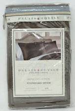 Palais Royale Hotel Collection Pillow Sham in Chocolate