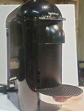 Nespresso VertuoPlus Deluxe Coffee & Espresso Machine for VertuoLine Pods, Black
