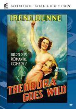 THEODORA GOES WILD (Irene Dunne) Region Free DVD - Sealed