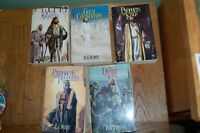Ellen E.G. White Conflict Of The Ages. 5 Bible Book Set Seventh Day Adventist