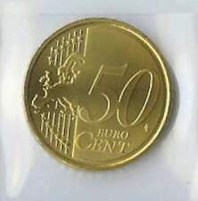 Cyprus 2008 UNC 50 cent : Standaard
