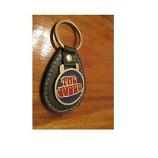Portachiavi Pontiac GTO the judge metallo smaltato keyrings keychain leather