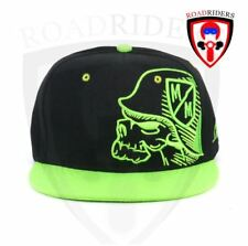 Road Riders Fashionable Snap Back Cap - M.M GREEN