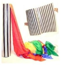 Zebra Wonder Tube - silks or other productions items are not included.