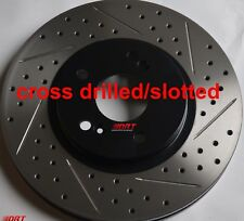 Fits Honda S2000 Slotted Or Cross Drilled Rotors Akebono Pads Front Rear Set