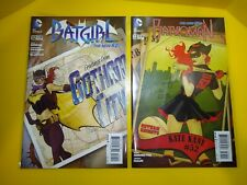 Batgirl and Batwoman #32 New 52 Ant Lucia Bombshell Variant Cover  lot of 2