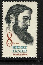 USA 1972  90th. Death Anniversary of Sidney Lanier. (Poet).   MNH