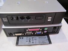 LOT of 2 HP Thin Client T5540 Eden 1.0GHz 512MB RAM 128MB Flash Storage AS-IS