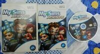 MySims Agents  Nintendo Wii Game Works Complete