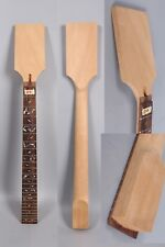 Yinfente Electric Guitar Neck Paddle 24 Fret 25.5 Inch Rosewood Fretboard #TD4