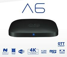 AMIKO A6 - Android based OTT media player and receiver Stalker Ott Android 7.1