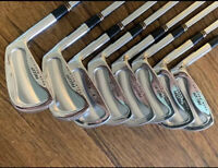 Precept Tour Premium Forged 3-PW Iron Set New Old Stock Bridgestone