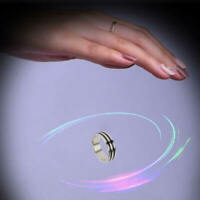 Left Magic Floating Ring Magic Tricks Play Ball Pen Floating Effect of Inv YKB
