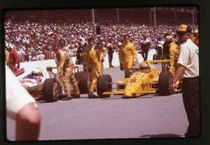 Rick Mears #5 Pennzoil - 1988 CART Indianapolis 500 - Vintage Race Slide