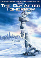 The Day After Tomorrow (Blu-ray Disc, 2007, Canadian)