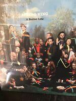 Spring King - A Better Life - LP - New Sealed Vinyl Alternative Rock