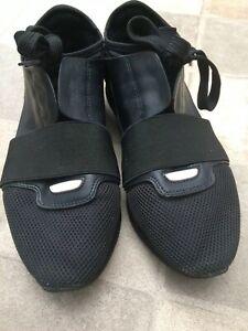 Balenciaga Race Runners Sneakers Trainer Women's Shoes EU 38
