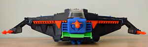 1994 Vintage Galoob Micro Machines ZBots Fang Fighter Vehicle Playset