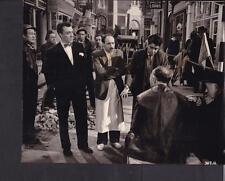 Gordon Humphris Cyril Shaps Miracle in Soho 1957 original movie photo 27034