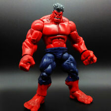 """8"""" Marvel Comic Avengers Hero The Red Hulk Action Statue Figure Collection Toys"""