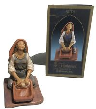 "Fontanini Heirloom Nativity 5"" Collection ""Ruth"" #52548 Figurine Depose Italy"
