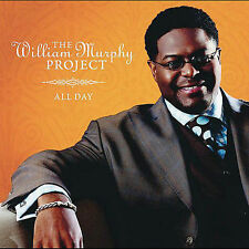 All Day by William Murphy CD, Aug-2005, Sony Music Distribution (USA) New!