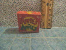 Barbie 1:6 Furniture Handmade Miniature Game for Tommy or Kelly APPLES TO APPLES