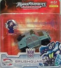 Transformers Universe Robots in Disguise Brushguard Hasbro 2007