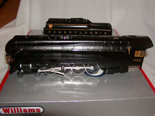 Williams Bachmann 40306 J Class 4-8-4 Steam Locomotive & Tender Pennsylvania