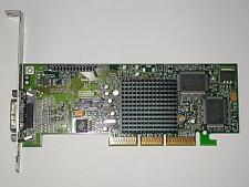 Matrox MGI g 55 madda 32db tarjeta gráfica AGP 32mb dms-60