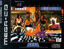 ## SEGA Mega-CD - Slam City - TOP / MCD Spiel ##