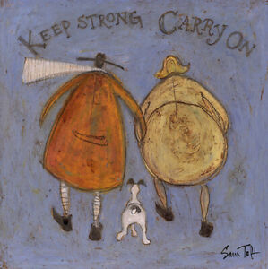 Sam Toft Canvas Art Prints Large Range Of Pictures & Sizes Over 190 Different