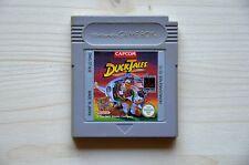 GB-Disney 's Ducktales per Nintendo Gameboy