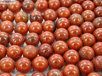 Natural Red Jasper Gemstone Round Loose Beads 16'' 4mm 6mm 8mm 10mm 12mm 16mm