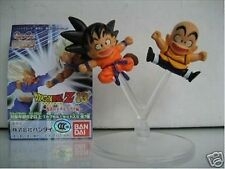 Bandai Dragonball Dragon ball Z HG Gashapon Figure Part 13 Gokou Goku & Krillin