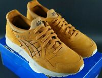 ASICS GEL LYTE V CORE PLUS PACK HONEY GINGER SIZE UK 8 EU 42.5 TRAINERS SNEAKERS