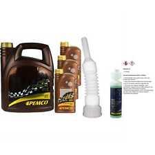 8L PEMCO Frostschutz ANTIFREEZE 911 Konzentrat Kühlflüssigkeiten blau Schlauch