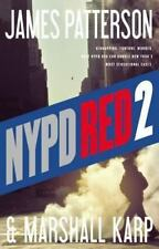 NYPD Red 2 Bk.  by James Patterson and Marshall Karp (2014, Hardcove…