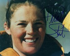 Picabo Street Signed - Autographed Olympic Downhill Skiing 8x10 inch Photo