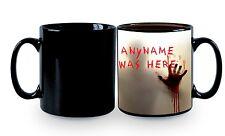 The walking dead Personalised MAGIC MUG Mug Present Birthday Cup Coffee Tea
