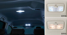 2015 2016 2017 TOYOTA SIENTA RHD JAPAN GENUINE LED WHITE DOME ROOM LAMP BULB SET